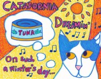Cat-a-fornia-dreaming