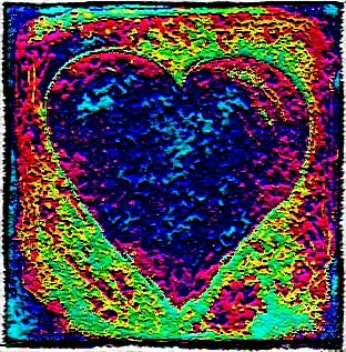 heart digital art by BZTAT