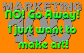 art marketing for artists