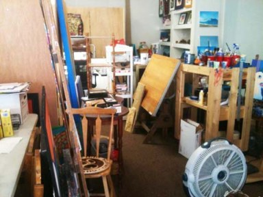 Gallery rennovation