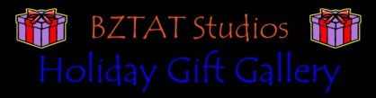 BZTAT Studios Holiday Gallery