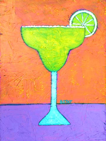 Margarita  painting by BZTAT