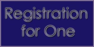 Workshop registration for one