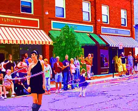 Canton First Friday Arts Festival