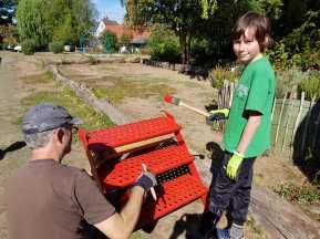 BeeKids Materialwagen renovieren_06
