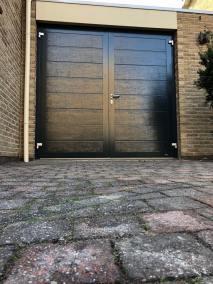 duopoort deur