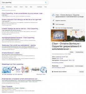 SEO zoekmachineoptimalisatie: is nodig om hoog te scoren in Google