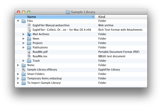 Library Folder in Finder