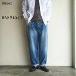 HARVESTY ビッグデニム BIG DENIM A11703 (USED BLUE)