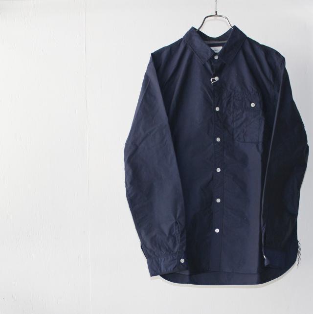 「シャツ」にこだわりたい方に是非見ていただきたいです。 【Men's / weac. / HENDER】