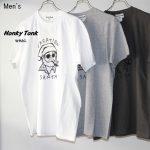Honky Tonk weac. プリントTシャツ VACATION SANTA (3Color)