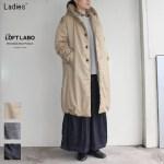 THE LOFTLABO フードロングダウンコート WIIS TL15FJK4 (BEIGE)