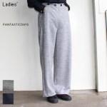 FANTASTICDAYS ウールジャージーパンツ MARINE-74-01 (GRAY)
