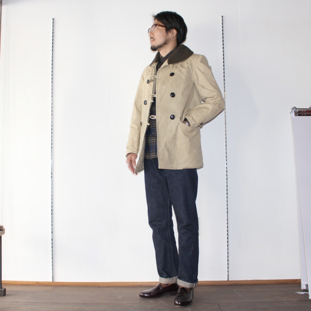 Men's Styling Vol.79  【ジープコート / Orgueil】