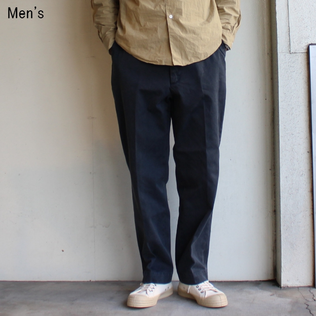 ENDS and MEANS  ワークチノ Work Chino  EM-ST-P01 (NAVY)