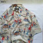 ORGUEIL アロハシャツ Open Collared Shirt OR-5030A (BEIGE)