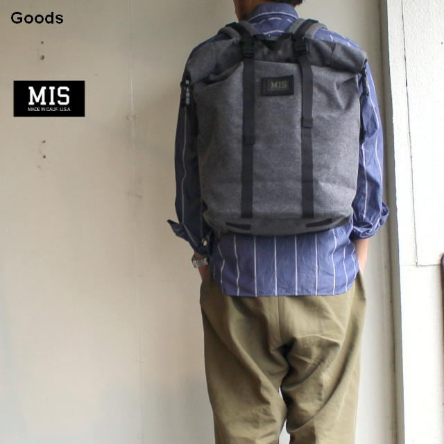 ROLL UP BACKPACK (Limited Model)