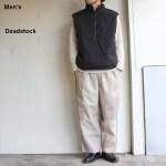 Deadstock プリマロフトベスト US PCU LEVEL7  (ブラック)
