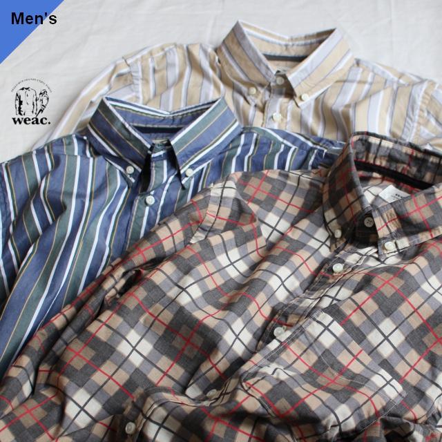weac. B.Dベーシックシャツ BASIC SIRTS 3カラー