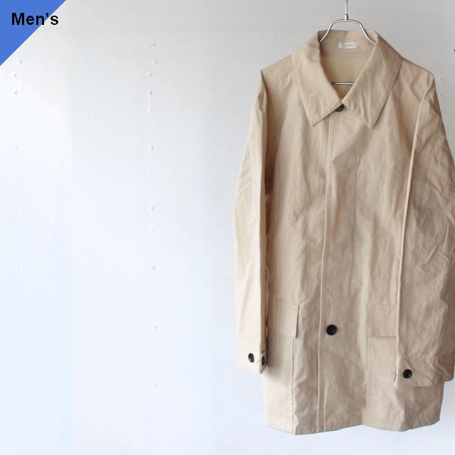THE HINOKI ザヒノキ Cotton Linen Work Jacket コットンリネンワークジャケット TH20W-1 ベージュ