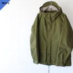 ENDS and MEANS 20-21秋冬 Sanpo Jacket EM-ST-J01 オリーブ