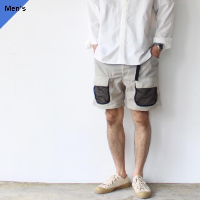 Utility Shorts EM-ST-P09 (Light gray)