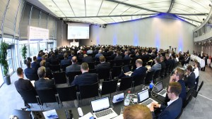 Medientechnik Convention Center Hannover | Creative-Event-Consulting