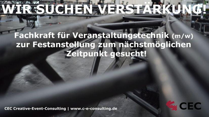 Fachkraft für Veranstaltungstechnik Hannover