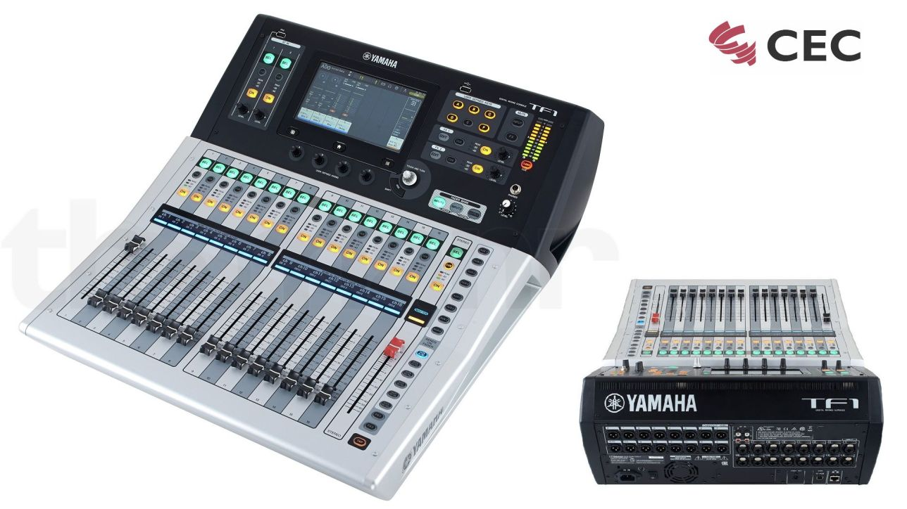 CEC Yamaha TF1 Didital Mixing Console Hannover