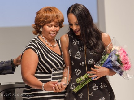 Founder of Emerge Dionne Williams