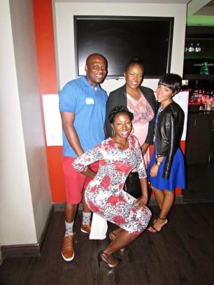 Co-Founders Esosa Ighodaro & Abiodun Johnson