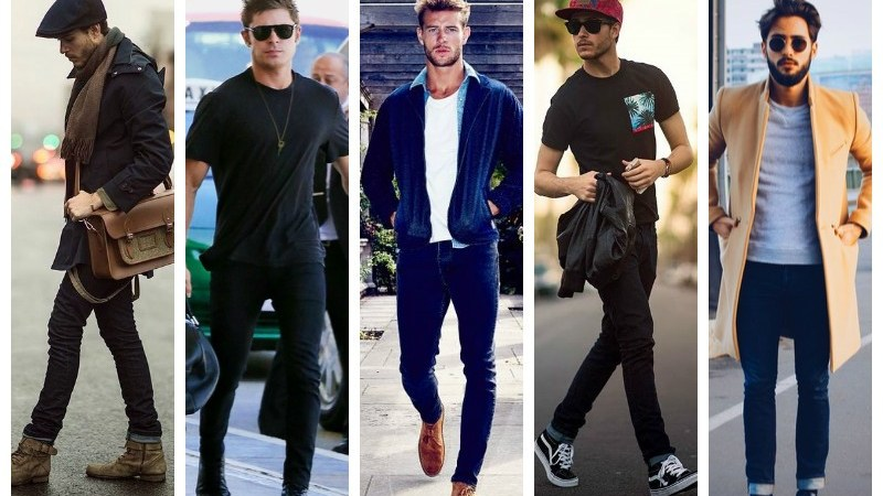 Which Men's Style Type Are You?