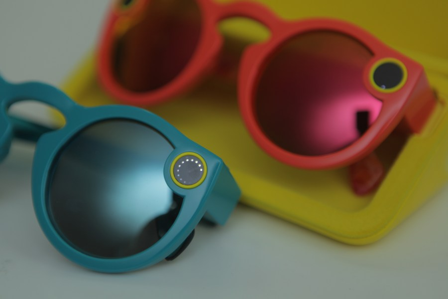 Stylish Accessory to Check Out: Snapchat's Spectacles