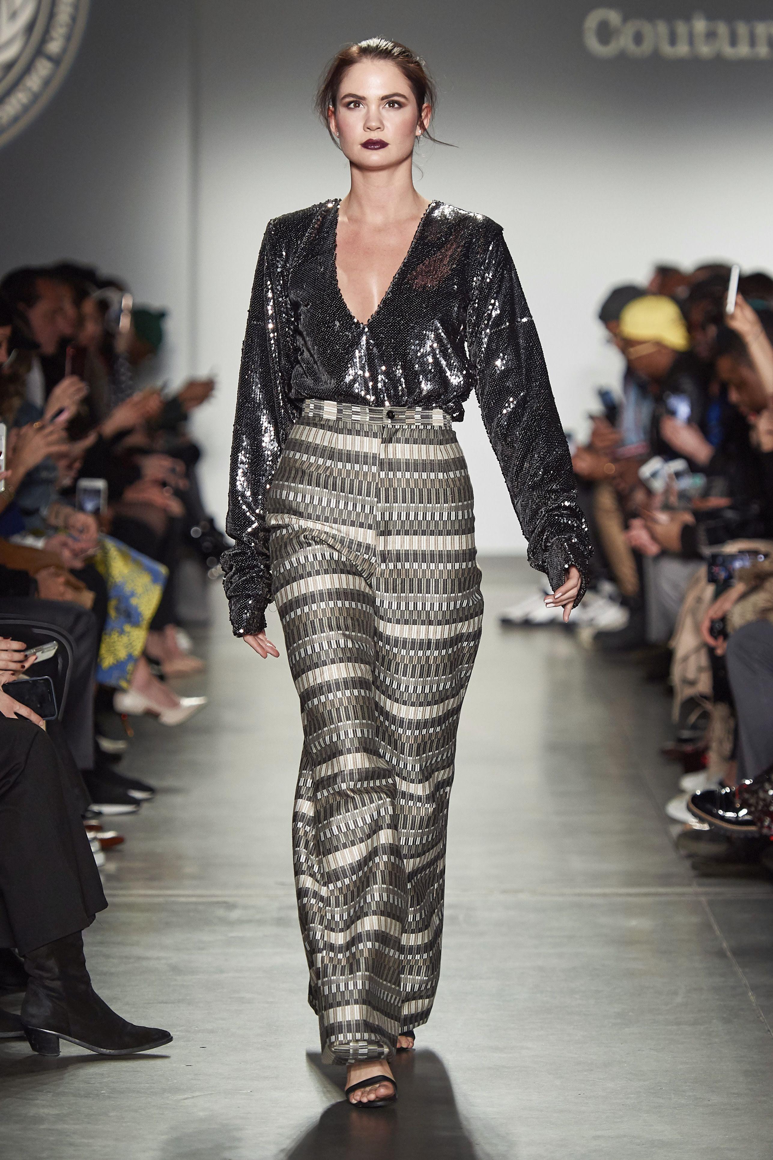 CAAFD at New York Fashion Week