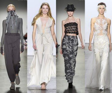 CAAFD at New York Fashion Week