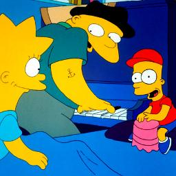Lisa It S Your Birthday Song Lyrics And Music By Michael Jackson Bart Simpson Arranged By Toddly On Smule Social Singing App
