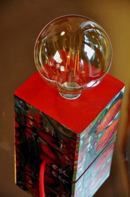 5 Lanternes rouges