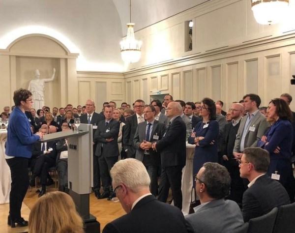 Wohin steuert Deutschland? – Ein Rückblick auf den Immobilienkongress «Quo Vadis 2019»