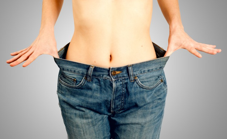 8 Week Weight Loss Program, how to fit in your favorite jeans again