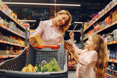 Improve your routine - importance of a shopping list