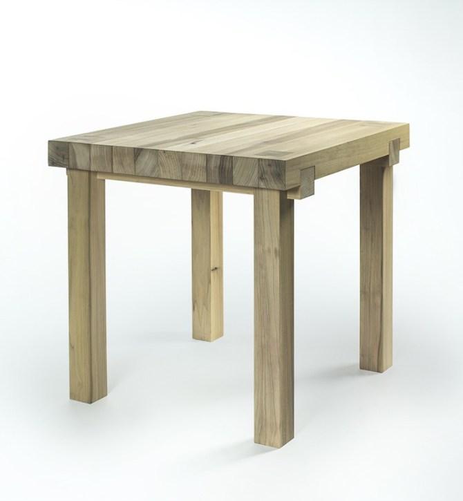 Studio in de Maak | Made in Nijmegen | tafel KNOOP | C-More Concept Store | Honig Complex Nijmegen