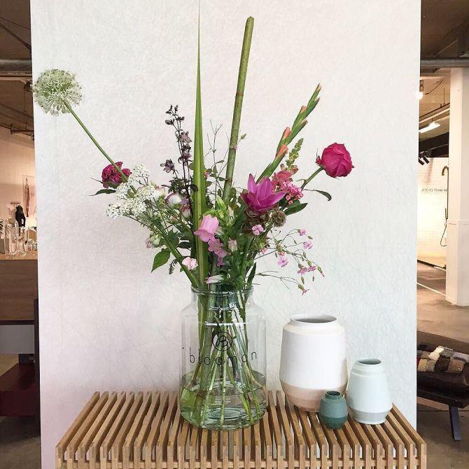 Planten en Bloomon Bloemen bij C-More Concept Store