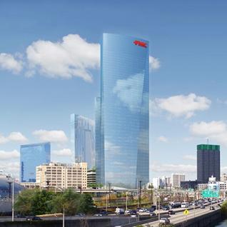FMC Tower at Cira Centre South