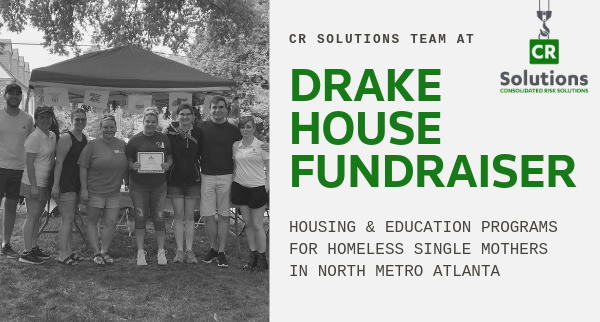 CR Solutions Drake House Fundraiser