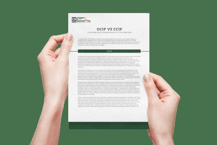 Download the OCIP vs CCIP guide