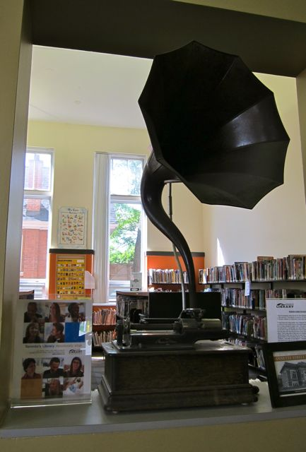 Quiet Happiness at Annette Street Library (6/6)