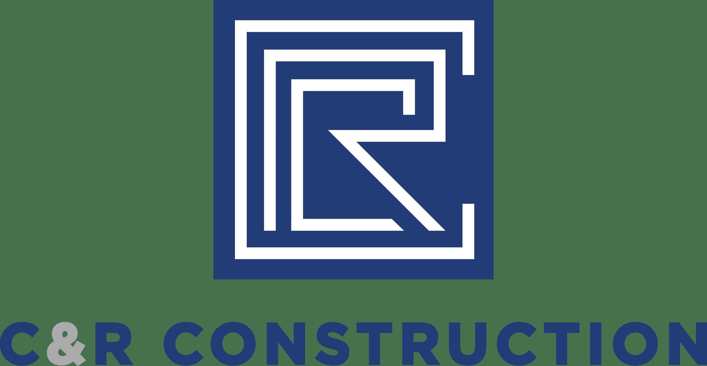 C&R Construction Logo