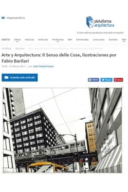 Plataforma Arquitectura _ Archdayly