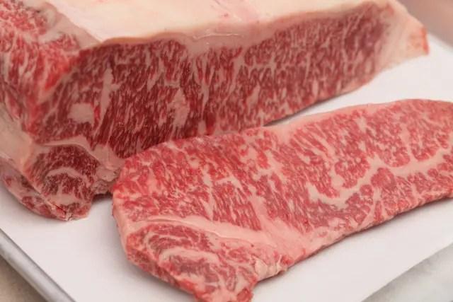 牛肉を切り身