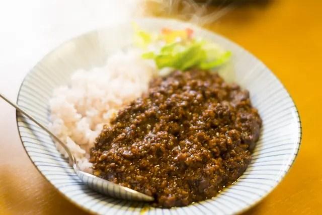 「ごごナマ」キーマカレーのレシピ!山本ゆりのレンジ飯の作り方!